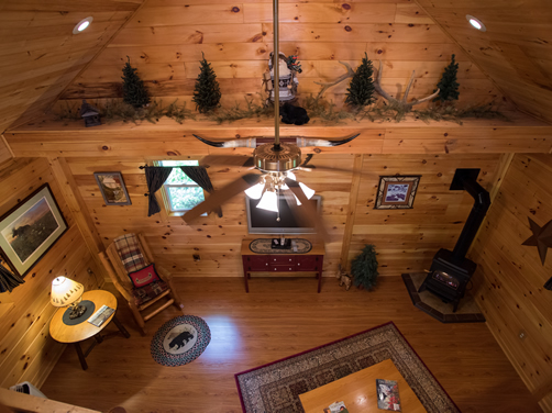 Cabin for Rent Near Letchworth State Park